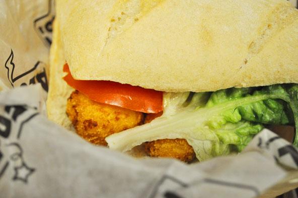 Burger Hampané - Frite Alors Lyon