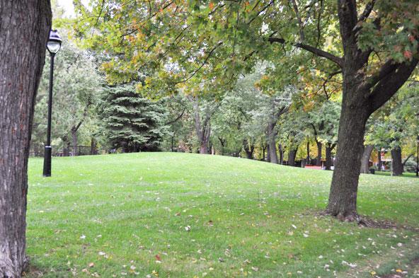 Parc Laurier - Montréal