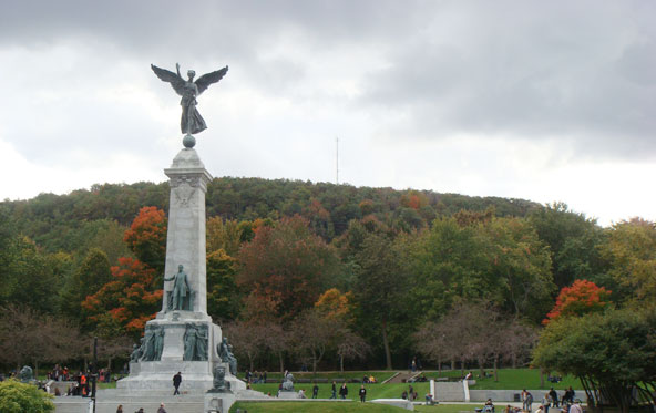 Parc du Mont-Royal - Montréal