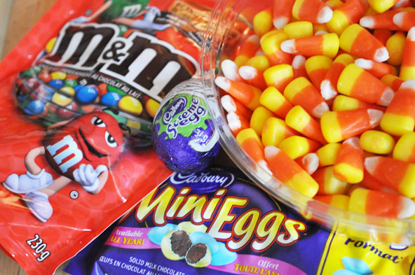 Bonbons et chocolats