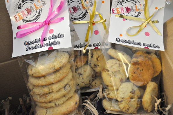 Feryal's cookies