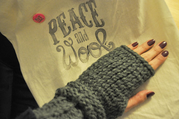 Tricot - Peace and Wool