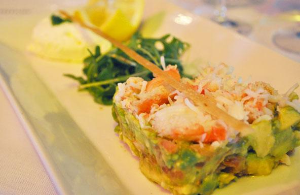 King Crab - Restaurant L'Institution Lyon
