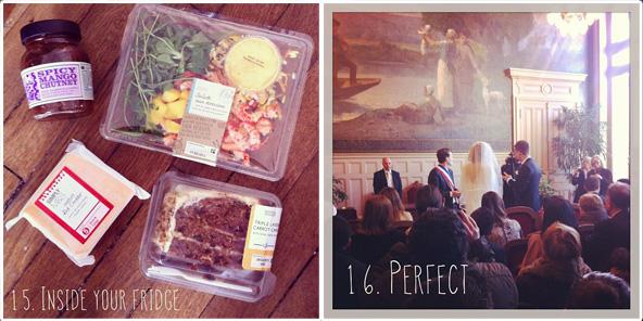 Inside your fridge / Perfect