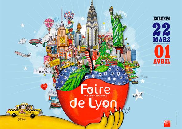 Foire de Lyon 2013 - New York, New York
