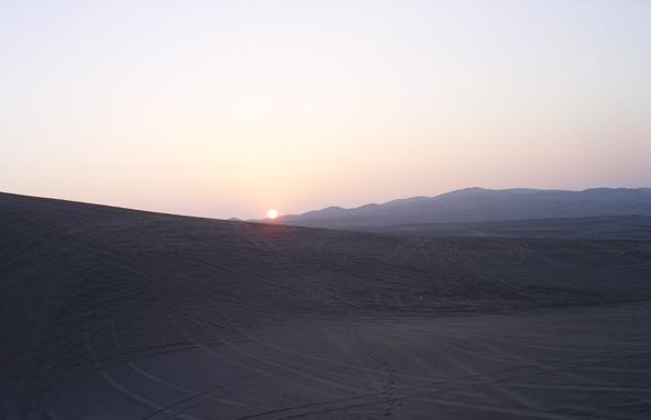 Huacachina - Pérou