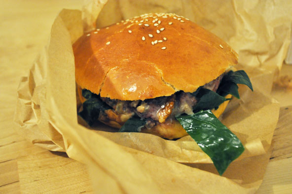 The Rolling Cantine - Food Truck Burger à Lyon