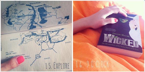 Explore / 9 o'clock