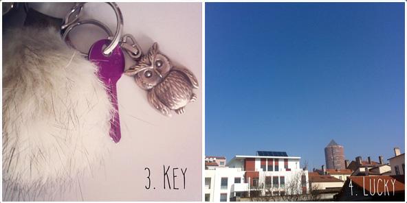 Key / Lucky