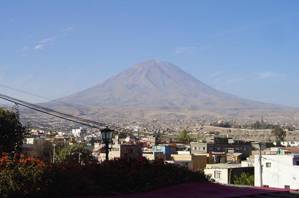 Volcan Misti - Arequipa (Pérou)