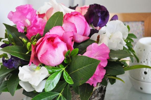 Atelier composition florale - CLESA Lyon