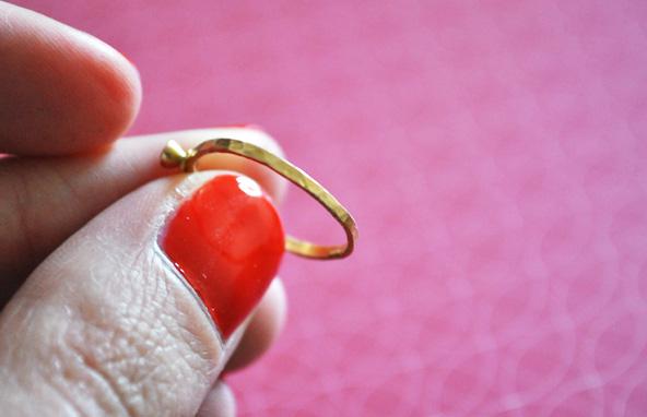 Bague de fiançailles - Apriati