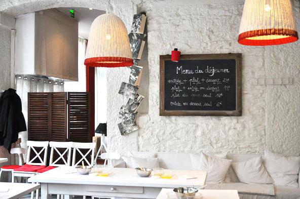 Ballerine & Escarpin - Lancement au Café Mademoiselle