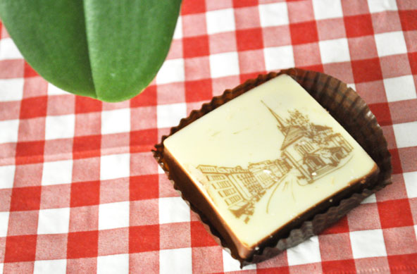 Chocolat from Lausanne