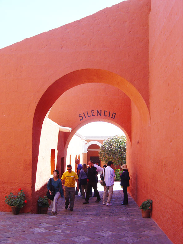 Couvent Santa Catalina - Arequipa (Pérou)