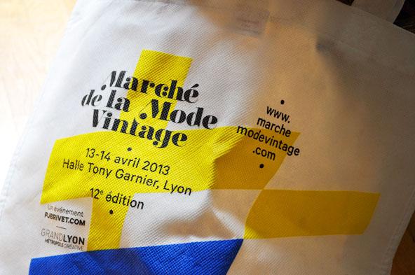 Marché de la Mode Vintage 2013 - Lyon