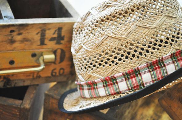 Marché de la Mode Vintage 2013 - Chapeau Elsa Fontange