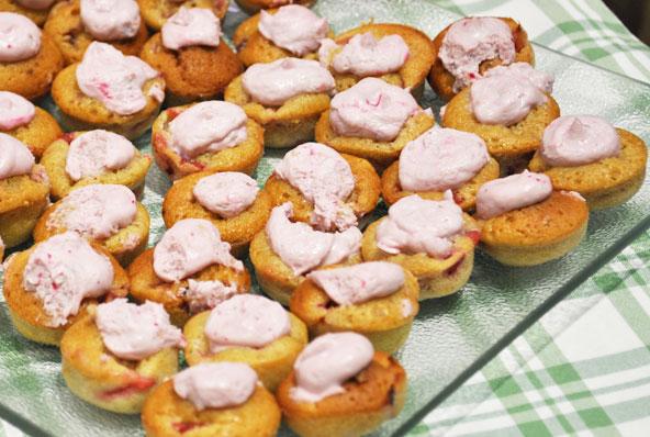 Moelleux fraise-rose - CLESA Lyon