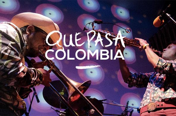 Que Pasa Columbia