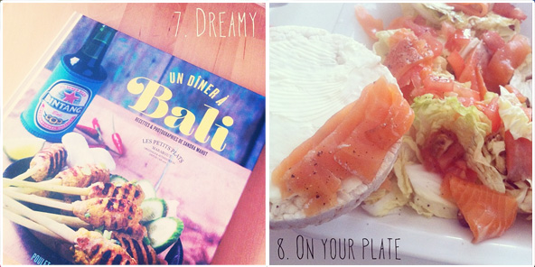 Dreamy / On your plate