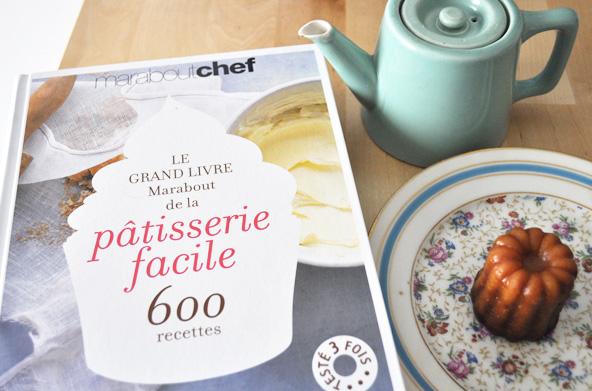 Bible de la pâtisserie - Marabout