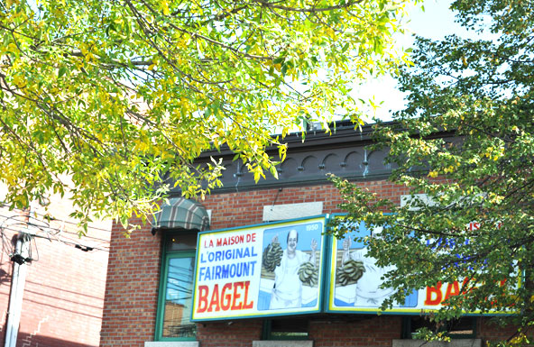 Fairmount Bagel - Montréal