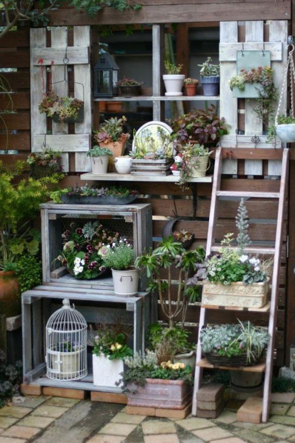 décoration jardin nature