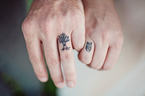 Tatouage couple