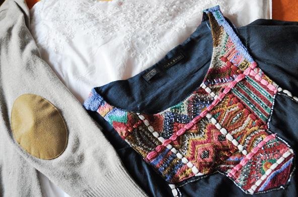 Shopping Zara / La Redoute