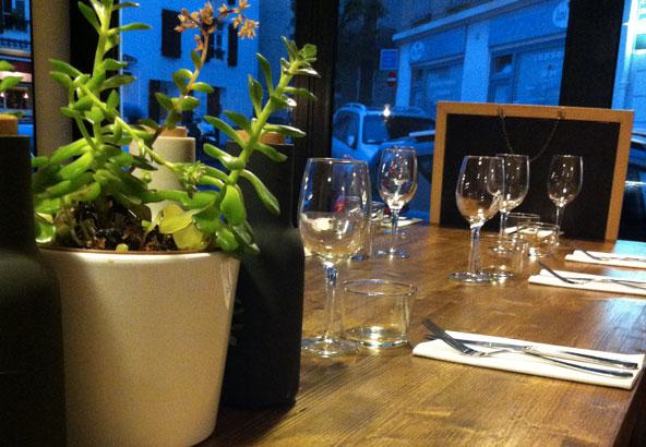 Restaurant Saline (Biarritz)