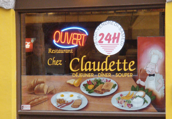 Chez Claudette (Montréal)