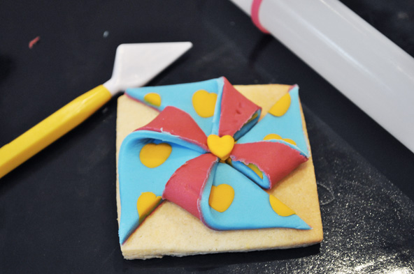 Atelier cake design - Fabulous Biscuits