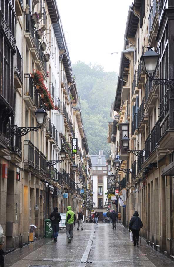 San Sebastian (Donostia) - Espagne