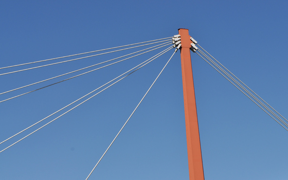 Un Golden Gate à Lyon