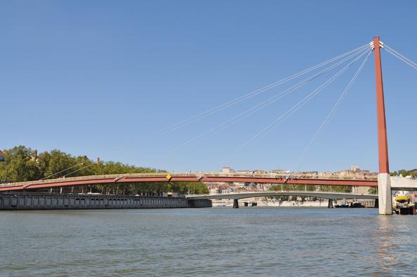 Un Golden Gate à Lyon