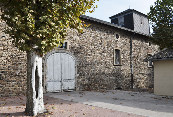 Château des Ravatys - chai