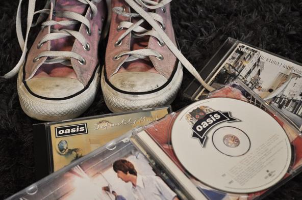 Oasis sur Spotify