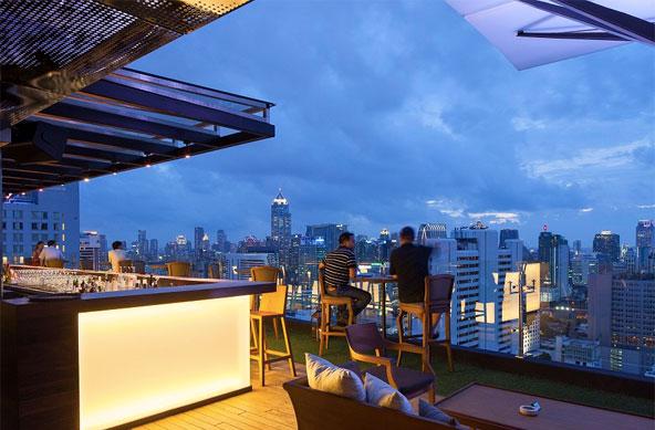 Above Eleven - Bangkok