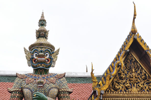 Grand Palais - Bangkok