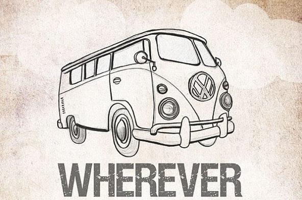 Van - Road Trip