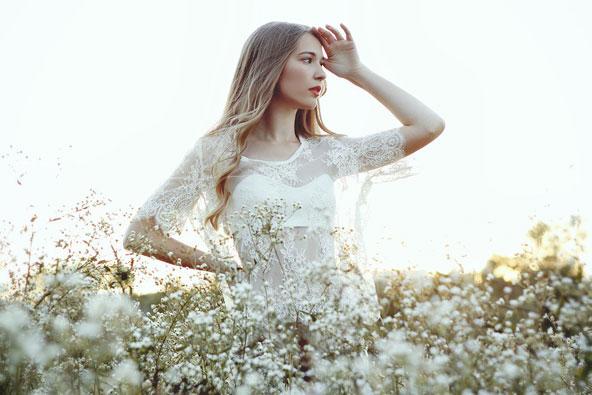 Robes de mariée Caroline Takvorian