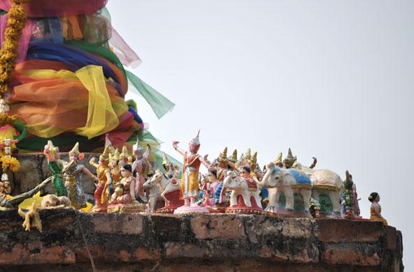 Sukhothai - Thailande