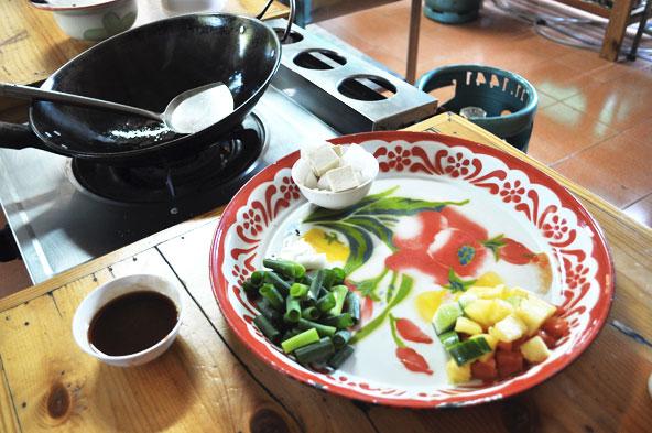 Thai Farm Cooking School - Chiang Mai