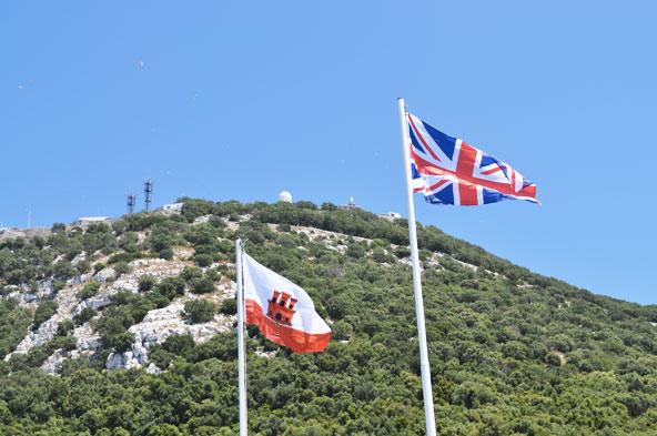 Croisière Saveurs et Découvertes - Escale à Gibraltar