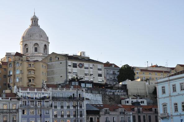 Croisière Saveurs et Découvertes - Escale à Lisbonne