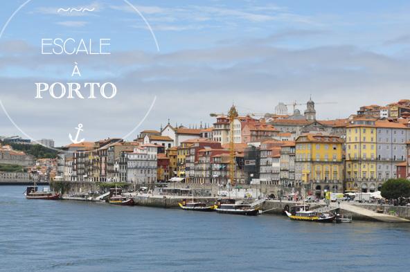 Croisière Saveurs et Découvertes - Escale à Porto