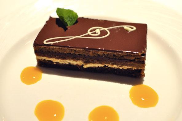 Croisière Saveurs et Découvertes - Dessert par Francis Lévêque