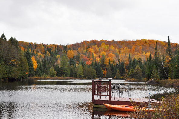 Lac Franc - Québec