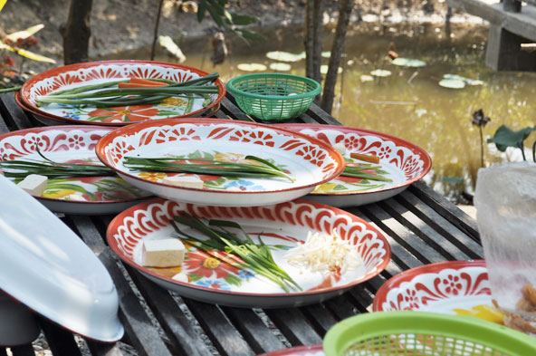 Thai Farm Cooking - Chiang Mai