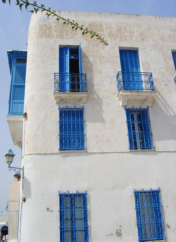 Sidi Bou Saïd - Tunisie